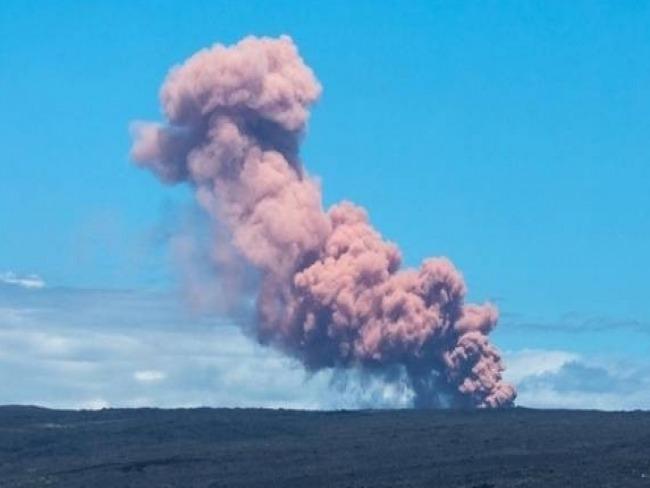 Vulcão entra em erupção no Havaí e mais de mil pessoas são evacuadas