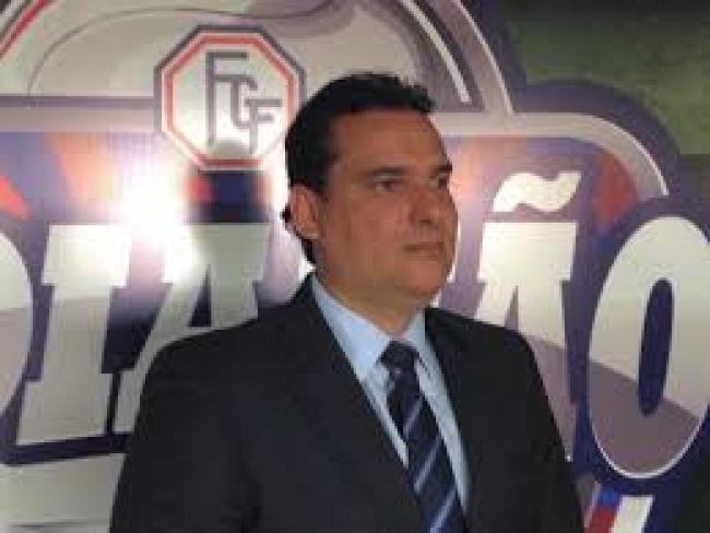 André Pitta é reeleito presidente da Federação Goiana de Futebol