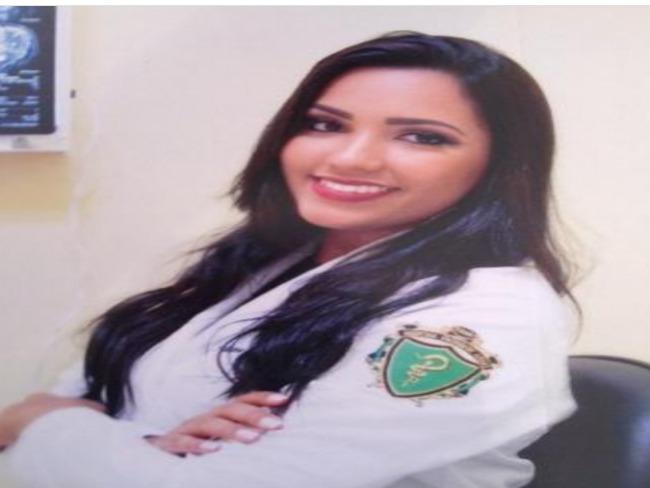 Morre neste sábado após 18 dias lutando pela a vida a médica Paloma Borges