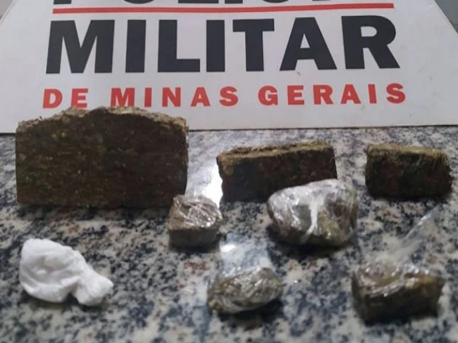 PM aborda luau com 200 pessoas e apreende drogas e veículos na estrada do Monjolinho