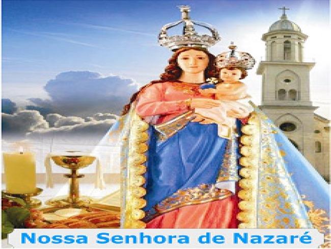 Alagoinhas recebe imagem de Nossa Senhora de Nazaré