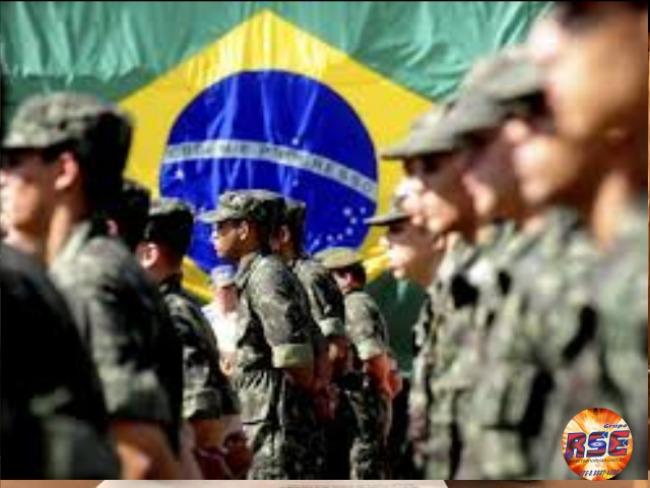 Governo corta 44% de verbas das Forças Armadas