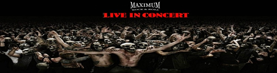 MAXIMUM LIVE IN CONCERT